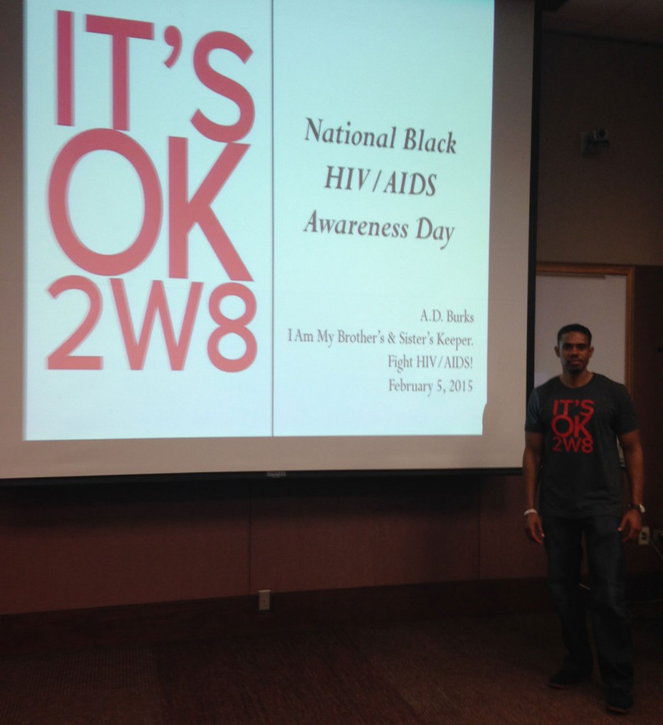 Aids Awareness Day